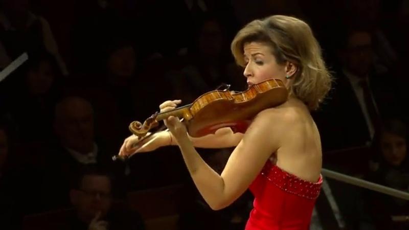 Anne-Sophie Mutter Dvorak Violin Concerto