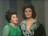 Joan Sutherland and Marilyn Horne sing Mira o Norma from Norma by Bellini