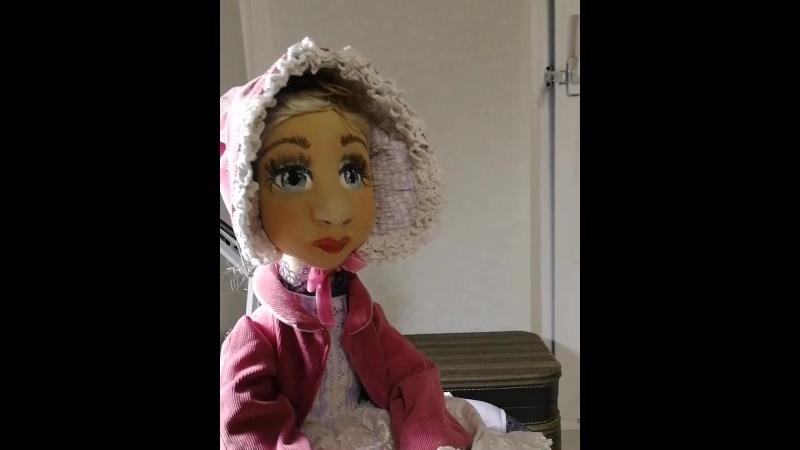 Обзор новой куколки - Жасмин