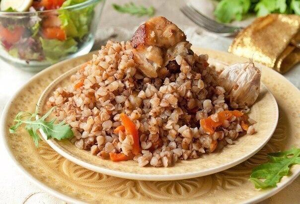 Топ-9 вкуснейших блюд с гречкой! И полезно и вкусно.