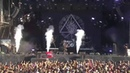 Behemoth Ov Fire And The Void Live In Hellfest 2017