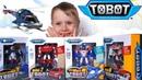 Тоботы Роботы Трансформеры - Тобот W - Тобот V - Тоботы Z и Y Игрушки для мальчиков