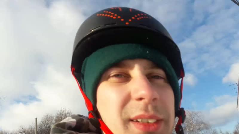 я на сноуборде в новинках