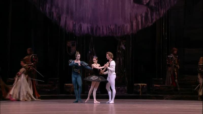 Swan Lake (Part II) - ballet (Bolshoi Ballet, Svetlana Zakharova, Denis Rodkin)