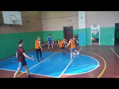 Красноборск - Федотовская 19.06.2019, Баскетбол, 2002-2004 г.р