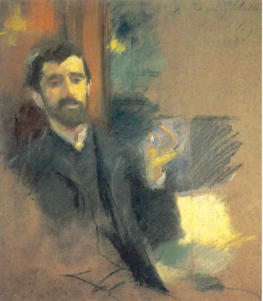 Поль Сезар Эллё (1859-1927), французский художник и гравёр.
