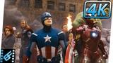 Avengers vs Chitauri Avengers Assemble Scene The Avengers (2012) Movie Clip