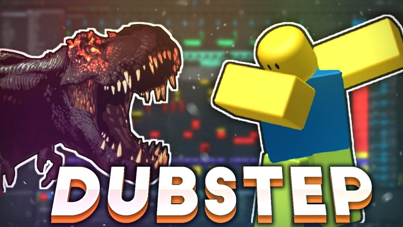 MAKING DUBSTEP USING ROBLOX SOUNDS