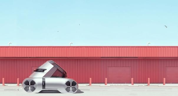 Проект Рашид Тагиров — Volvo PV Магистерская диссертация, Университет Пфорцхайма. Работа выполнена во время стажировки в дизайн-студии Volvo. Project Volvo PV by Rashid Tagirov. Master thesis,
