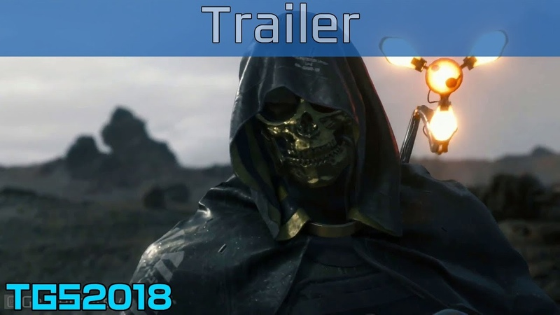 Death Stranding - The Man in the Golden Mask | PlayStation 4.