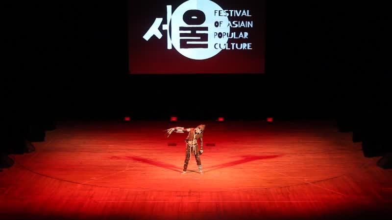 Nabesim Insania Scarecrow Poison Ivy DC Comics Кострома FAP 2019. Festival of Asian Popular culture