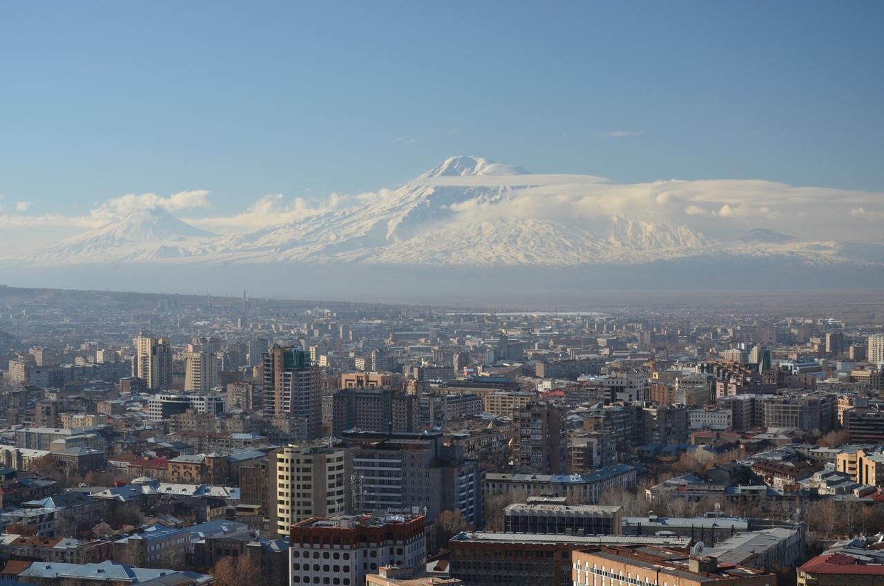 B2r6jjpYf40 Ереван - столица Армении.