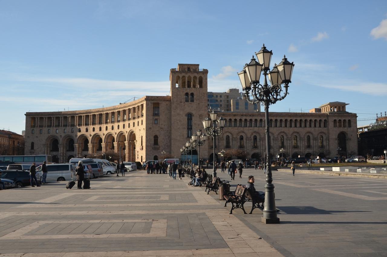 haXp_8vS_O8 Ереван - столица Армении.