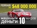 Самые дорогие автомобили мира 10 мифов о роскошных машинах Фестиваль автоклассики в Пеббл Бич