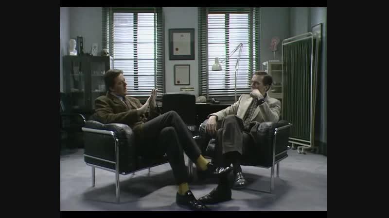 Шоу Фрая и Лори. Психиатры.