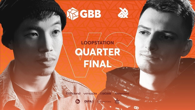 THAI SON vs INKIE | Grand Beatbox Battle 2019 | LOOPSTATION 14 Final