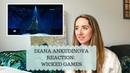 Voice Teacher Reacts to Diana Ankudinova Wicked Game