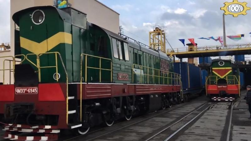 В Киеве подсчитали убытки обхода Украины поездами России