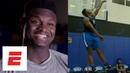 Duke's Zion Williamson's vertical leap makes highlight dunks possible ESPN