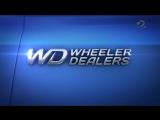 Махинаторы. 15 сезон, 4 эп.  Wheeler Dealers S15E04  1987 Alfa Romeo Spider Quadrifoglio