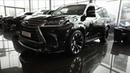 Обвес Wald на Lexus LX в тюнинг-ателье Alterego