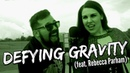 DEFYING GRAVITY - Wicked - Caleb Hyles (feat. Rebecca Parham) - Metal Cover