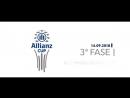 Pontapé de saída da 3ª fase da Allianz CUP