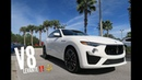 Heres The 550hp 2019 Maserati Levante GTS (First Drive)