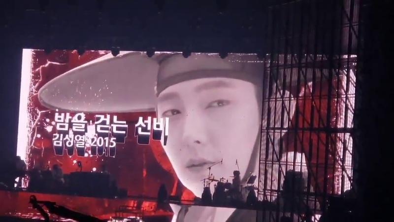 2019. 04.28 이준기 딜라이트 투어 앵콜 인 서울 - 필모그라피 영상