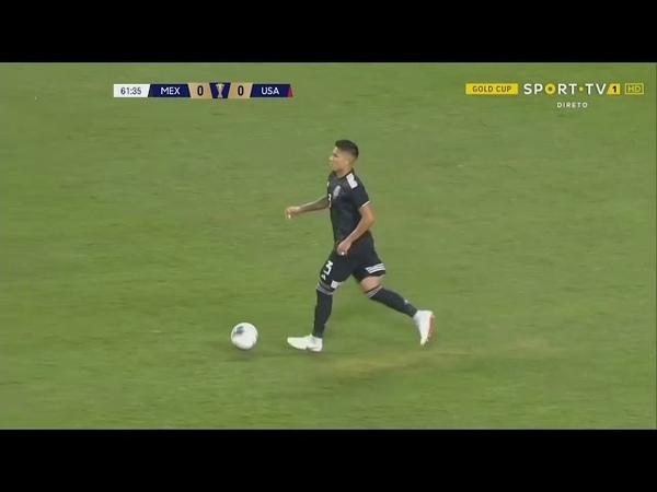 México - Tata Martino | Progresiones vs. Estados Unidos - Copa Oro 19