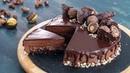 Ferrero Rocher Mousse Cake Nutella Mousse Cake