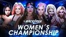 WWE Backlash 2016 Six Pack Elimination Challenge for SmackDown Women's Championship