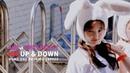AINI 아이니 of PINK FANTASY 핑크판타지 - UP DOWN 위아래[DANCE](HongDae Busking180922)