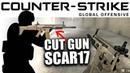 Cut Content of CSGO - SCAR17 Assault Rifle - CCCS28