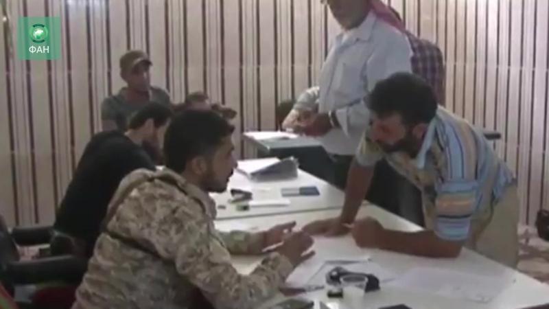 Сирия: ФАН побывал в освобожденном городе в провинции Даръа