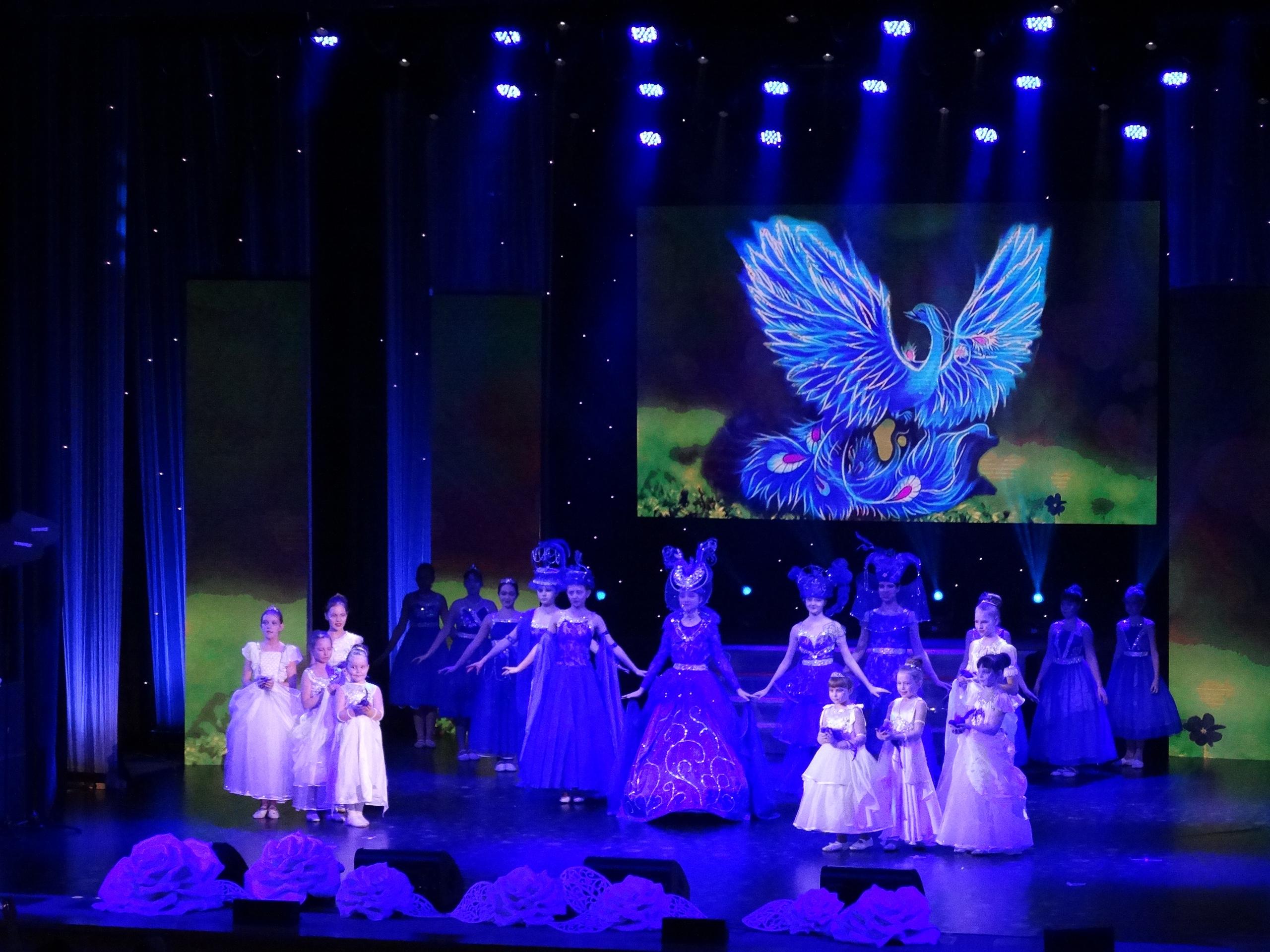 Праздничный концерт для женщин города