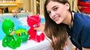 ToyClub шоу - Герои в масках - Гекко нашел Аллет