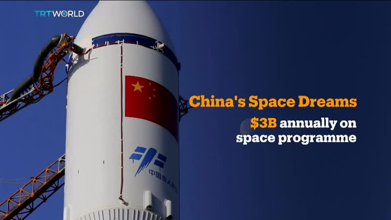 China aims to lead quest into final frontier