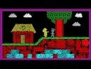 Captain MaCaw — игра в стилистике ZX Spectrum — готовится к выходу в Steam