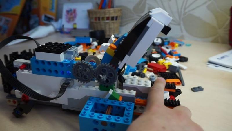 Lego Boost Hungry Crocodile Голодный крокодил