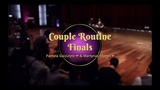 Savoy Cup 2018 - Couple Routine Finals - Pamela Gaizutyte &amp Martynas Stonys