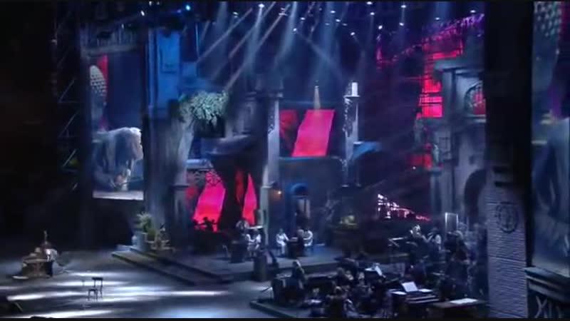 Adriano Celentano. Концерт в Вероне. 2012г.