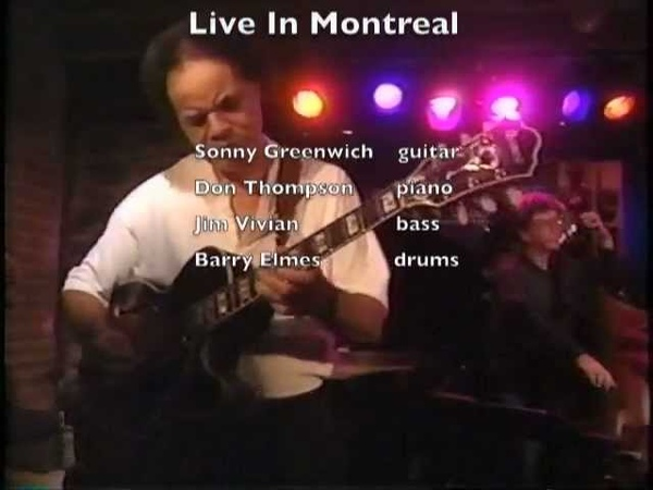 Sonny Greenwich Quartet Live In Montreal