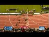 100m TYSON GAY 9.79 a Brussels! 27.08. 2010 Memorial Van Damme