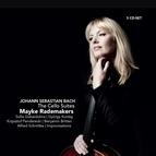 Johann Sebastian Bach альбом Johann Sebastian Bach: The Cello Suites
