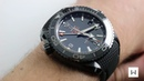 Omega Seamaster Planet Ocean Deep Black Ref 215 92 46 22 01 001 Watch Review