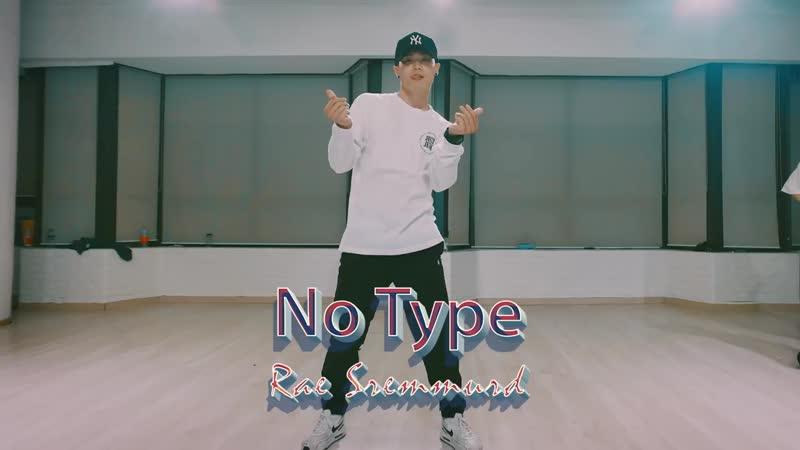 Rae Sremmurd - No Type _ Young J Choreography