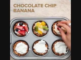 Потрясающе вкусный и полезный десерт! Порадуйте себя вкусненьким!