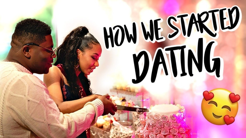 STORYTIME HOW WE STARTED DATING