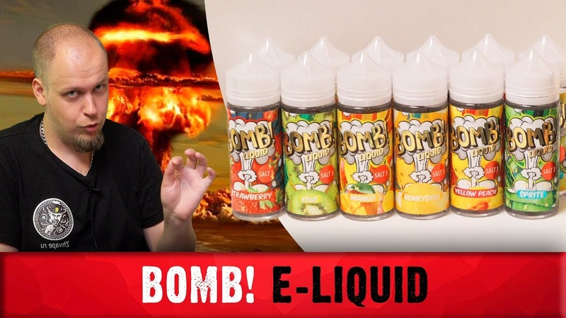 Cotton Candy Bomb e-liquid - УЛЬТРАБЮДЖЕТКА!